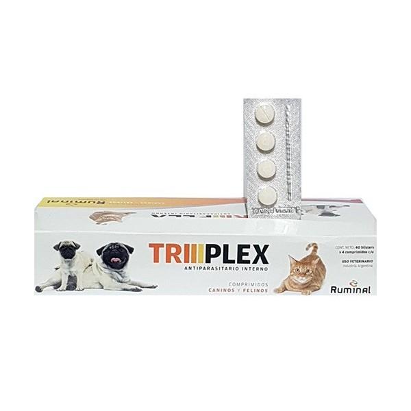 RUMINAL - TRIPLEX X 160 COMPR.