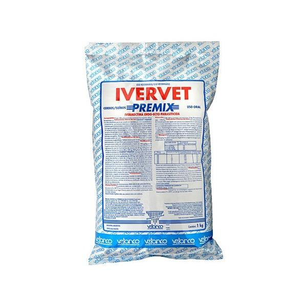 VETANCO - IVERVET PREMIX X 1 KG-