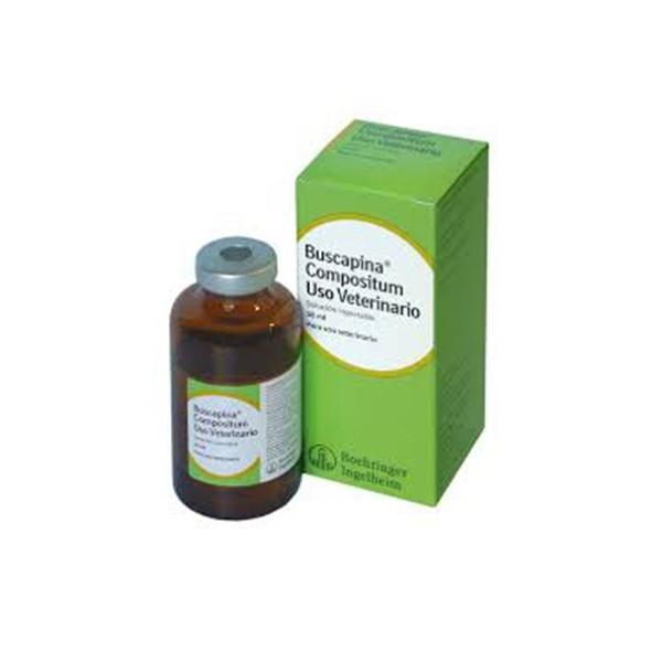 BOEHRINGER-MERIAL - BUSCAPINA COMPOSITUM X 50 CC.-