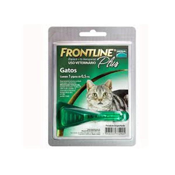 BOEHRINGER-MERIAL - FRONTLINE PLUS (Gatos) X 1 Pip.-