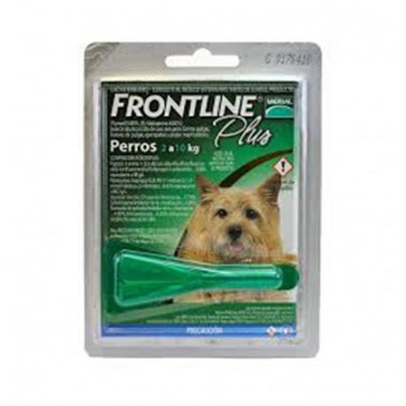 BOEHRINGER-MERIAL - FRONTLINE PLUS (Perro chico) X 1 Pip.-