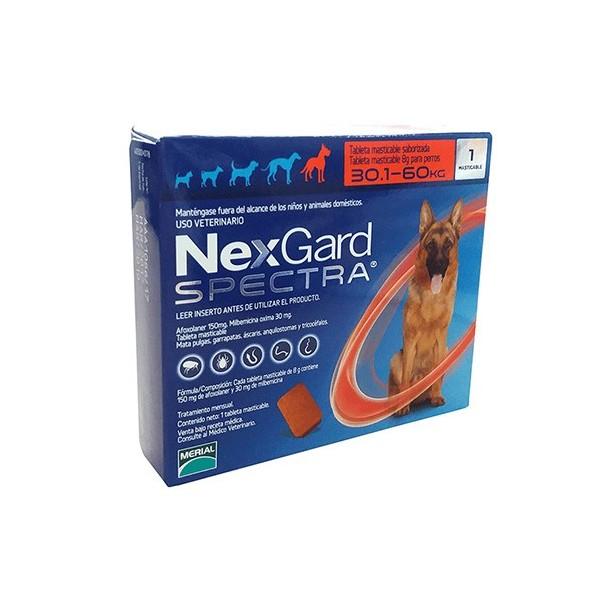 BOEHRINGER-MERIAL - NEXGARD SPECTRA XL (30,1-60 KGS.)-