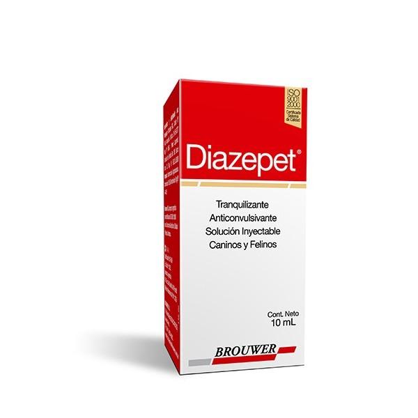 BROUWER - DIAZEPET x 10 ml.-