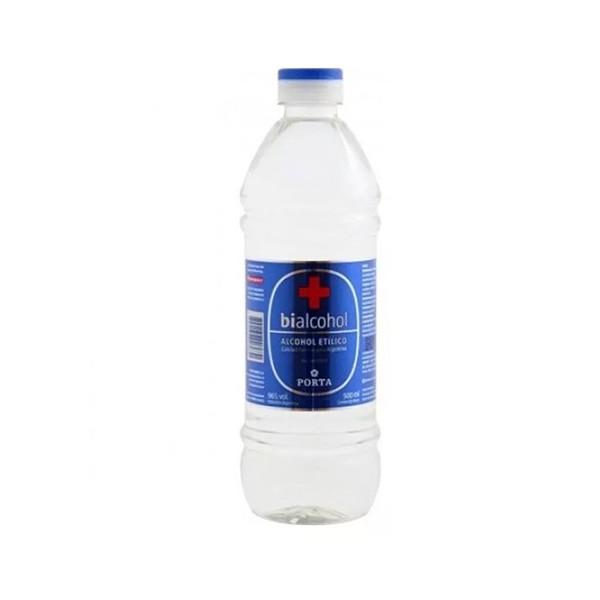 PORTA- ALCOHOL 500 CC.
