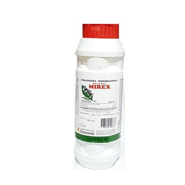 DELENTE - HORMIGUICIDA GRANULAD0 MIREX X 400 GRS.-