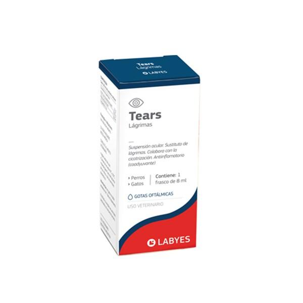 LABYES - TEARS X 8 CC.-