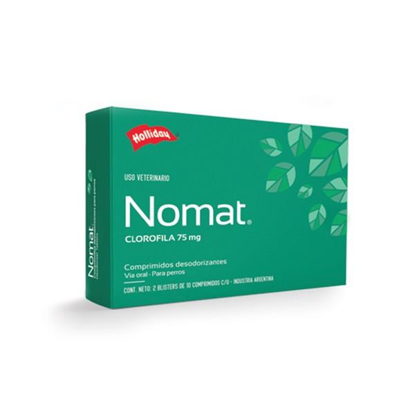 HOLLIDAY - NOMAT 2 Bl. X 1O Compr.