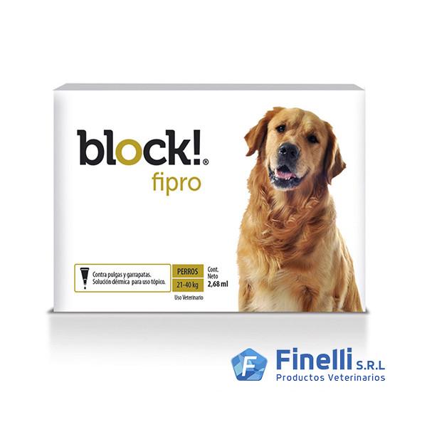 JOHN MARTIN - PIP. BLOCK! FIPRO 2,68cc (21-40Kg)