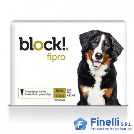 JOHN MARTIN - PIP. BLOCK! FIPRO 4,02cc (41-60Kg)