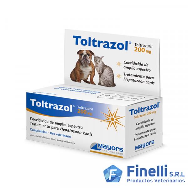 MAYORS - TOLTRAZOL x 15 Comp.