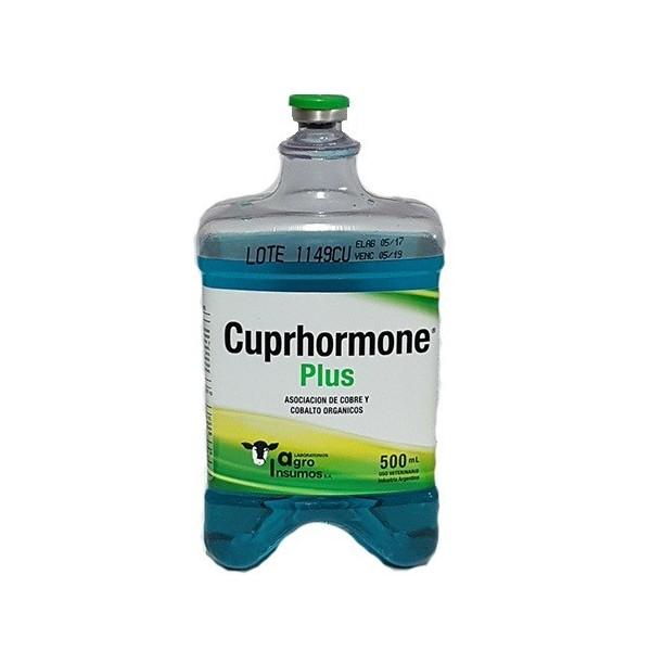 AGROINSUMOS - CUPRHORMONE PLUS X 500 CC.-