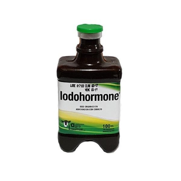 AGROINSUMOS - IODOHORMONE X 100 CC.-