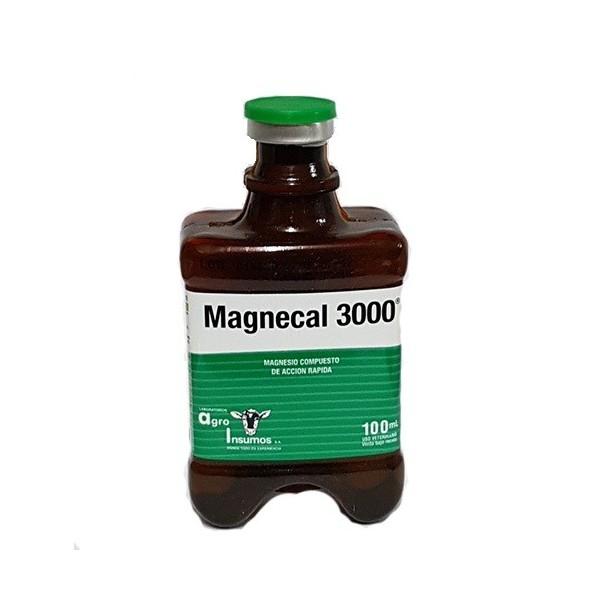 AGROINSUMOS - MAGNECAL 3000 X 100 CC.-