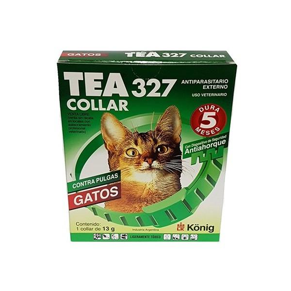 KONIG - TEA 327 COLLAR GATO X 20,5 GRS.-