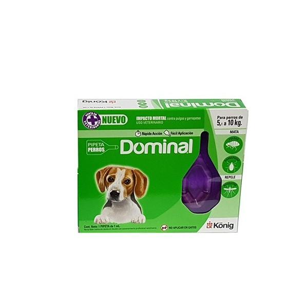 KONIG - PIP. DOMINAL PERROS 5-10 KG.-