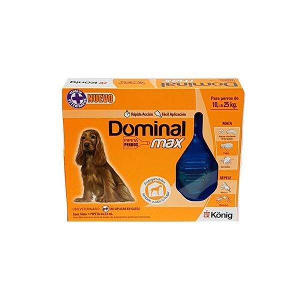 KONIG - DOMINAL MAX PERRO 10-25 KG-