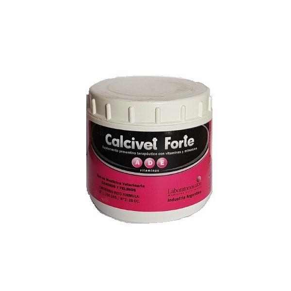 ATON - CALCIVET FORTE X 250 Grs.-