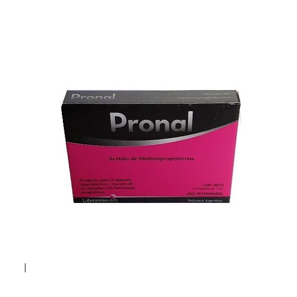 ATON - PRONAL 6 amp. X 1 CC.-