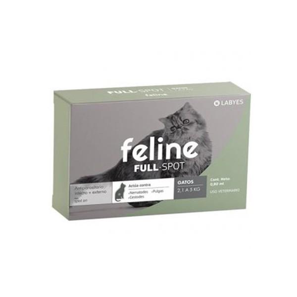 LABYES - FELINE FULL SPOT 2 A 5 KGS.-