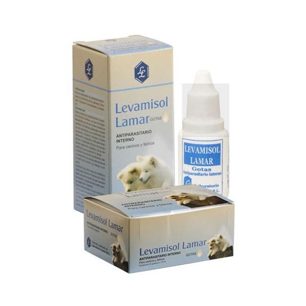 LAMAR - LEVAMISOL GOTAS X 15 CC.-