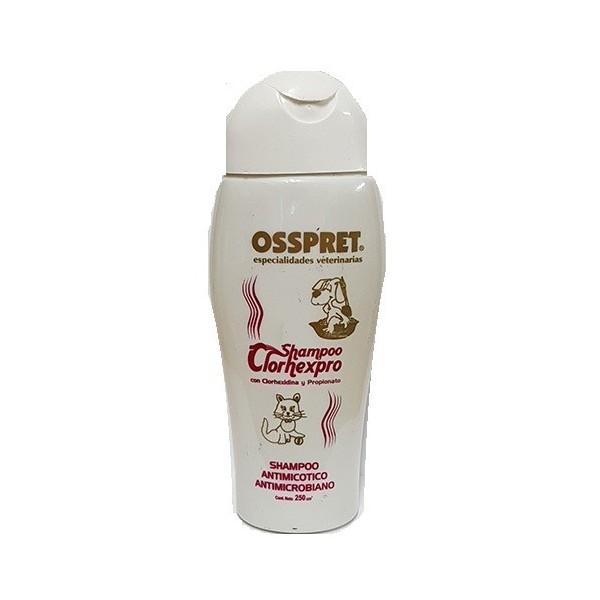 OSSPRET - SHAMPOO CLORHEXPRO X 250 ML.-