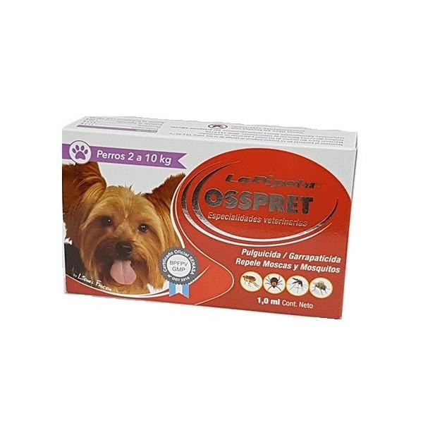 OSSPRET - PIPETA 2-10 KG.-