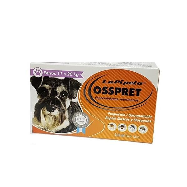 OSSPRET - PIPETA 11-20 KG.-