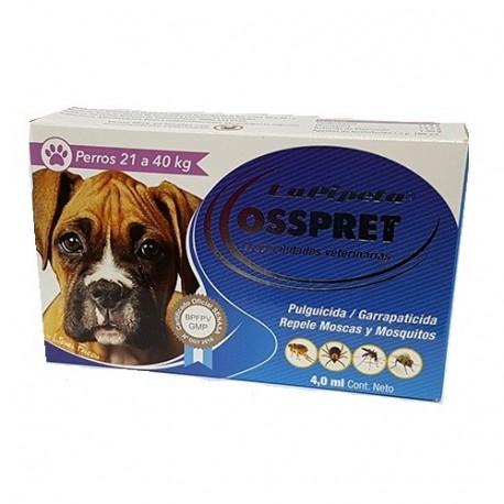 OSSPRET - PIPETA 20-40 KG.-