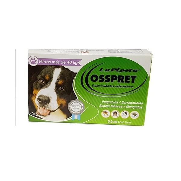 OSSPRET - PIPETA + 40 KG.-