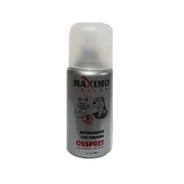 OSSPRET - LOCION MAXIMO X 130 CC.-
